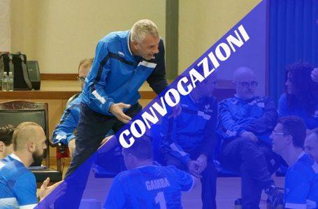 Sitting Volley: Guzzo ancora in Azzurro