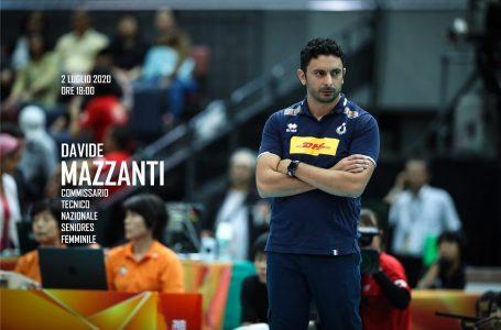 Mister Davide Mazzanti ospite del CR Sicilia