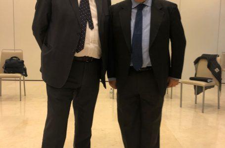 Il Presidente Nino Di Giacomo partecipa a Roma alla Consulta Nazionale dei Presidenti dei Comitati regionali Fipav