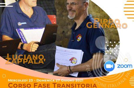 """Fipav Sicilia e Settore Tecnico Regionale organizzano il Corso """"Fase Transitoria"""" 3° Livello Giovanile"""