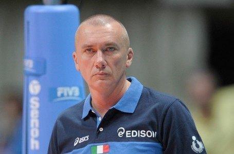 Corso di aggiornamento per i tecnici siciliani: relatore coach Massimo Barbolini