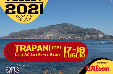 Seconda Tappa Regionale 2021 di Beach Volley a Trapani